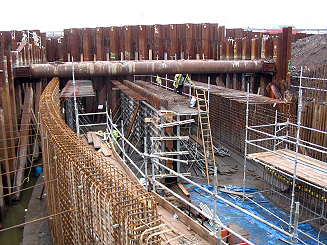 Steel Fixing - Shuttering - Concrete Construction specialists North East Reinforcements