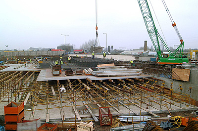 NORTH EAST Reinforcements specialises in Concrete Construction.