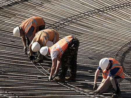 NORTH EAST Reinforcements specialises in steel fixing.
